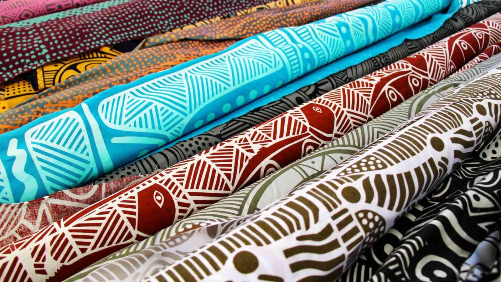 Tiwi Fabric